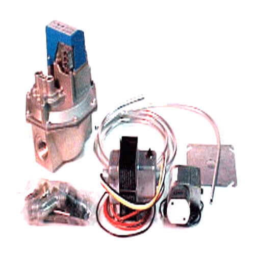 "Gas Valve Conversion Kit for LGB Boilers (1"" NPT) Product Image"