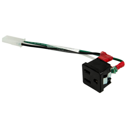 120 volt, 3-Wire Receptacle Product Image