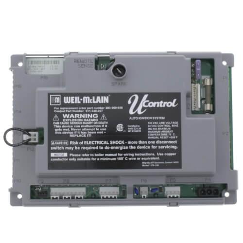 Ultra U-Control Module for Ultra Series UE Boilers Product Image