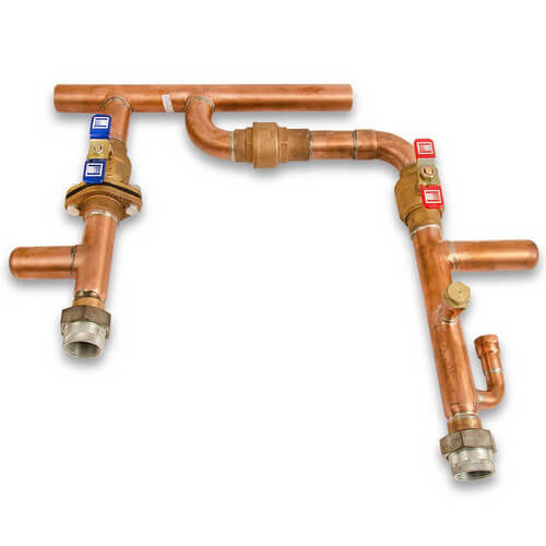 """Ultra Easy-Up Manifold Kit for Ultra 155-399 (1-1/2"""" Piping) Product Image"""