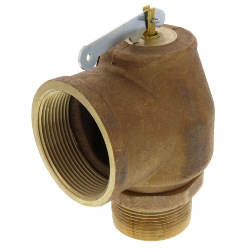 ASME Steam Safety Relief Valve Product Image