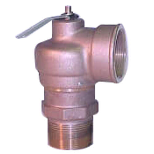 Steam Safety Valve Product Image
