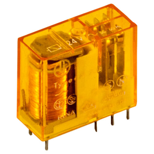 DPDT 24VAC Heat Relay Product Image