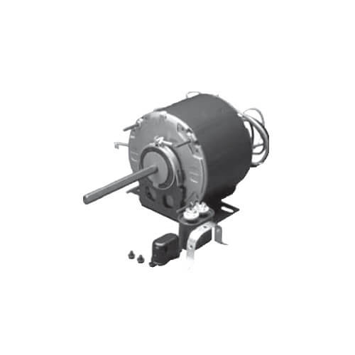 """5.6"""" ODPAO PSC Condenser Fan Motor, 48Y (230V, 1/3 HP, 1075 RPM) Product Image"""