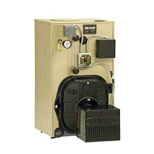 SGO-4 108,000 BTU Output Steam Oil Boiler Product Image