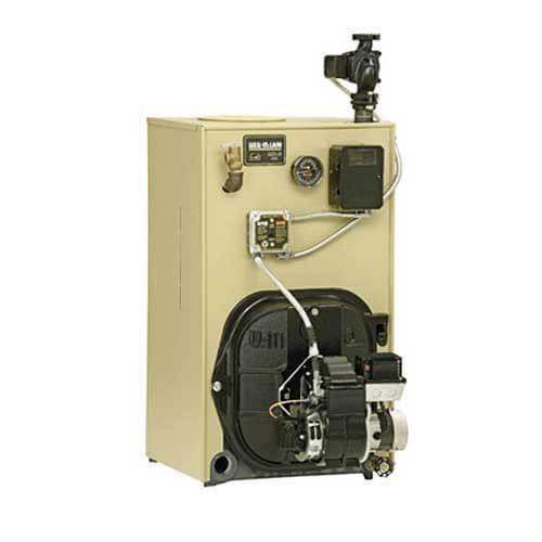 WGO-4 126,000 BTU Output Gold Oil Boiler Product Image