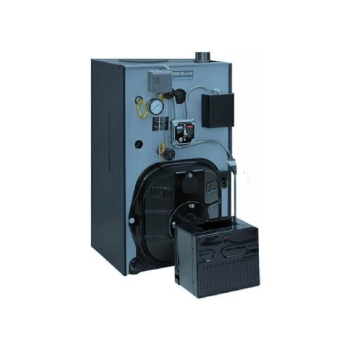 SGO-4 - 108,000 BTU Output Cast Iron Packaged Steam Oil Boiler w/ LWCO - Series 4 (NG) Product Image