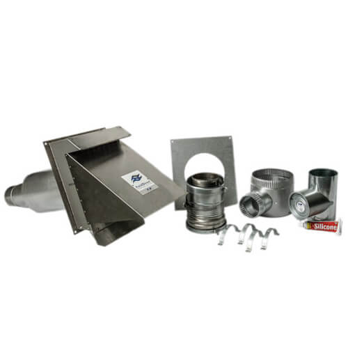 Vent Termination Kit For Weil McLain Ultra Oil Boiler Product Image
