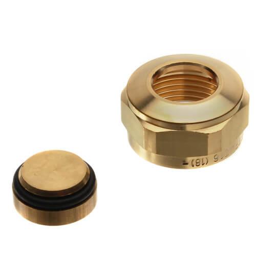 "3/4"" Manifold Loop Cap Product Image"