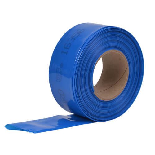 100' Heavy Duty Pipe Guard (Blue) Product Image