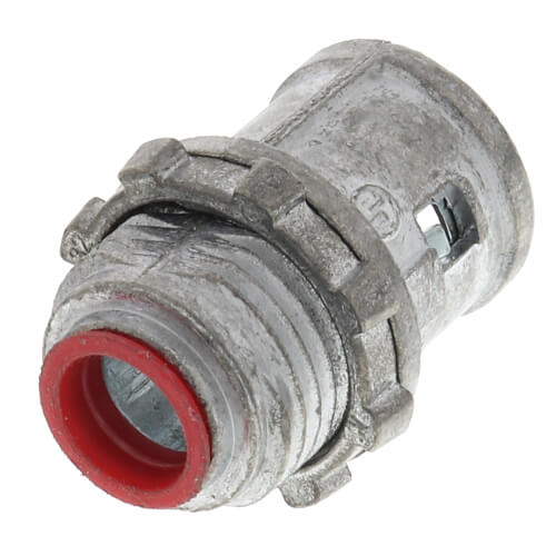 """3/8"""" SNAP2IT Connector with Locknut  Product Image"""