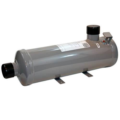 "2-1/8"" x 2-1/8"" ODF (sweat) Accumulator Product Image"