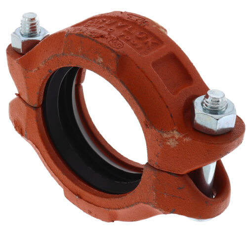 """3"""" 7001 Grooved Coupling w/ EPDM Gasket Product Image"""