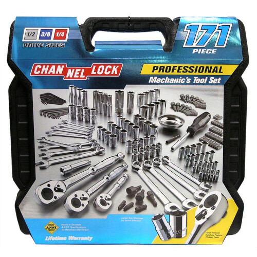 Mechanic's Tool Set (171pc) Product Image
