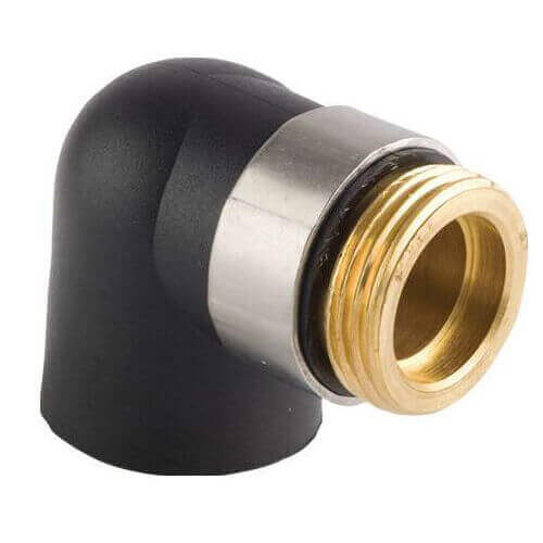 "3/4"" IPS x 1"" MNT GeoFusion 90° Elbow Product Image"