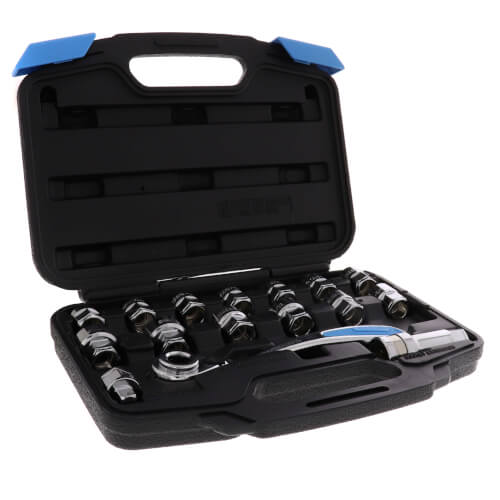 Ultra Access Socket and Ratchet Set (16pc) Product Image
