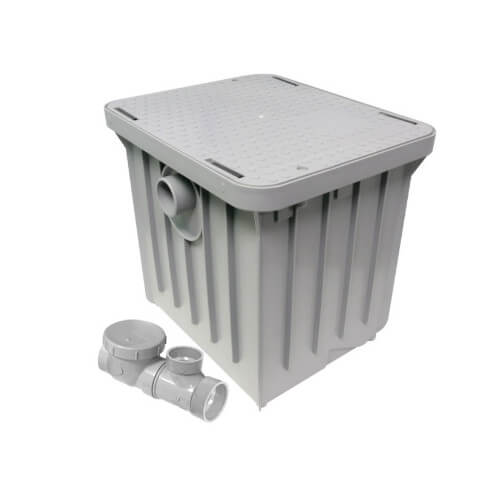 20lb., 10 gpm Grease Trap Product Image