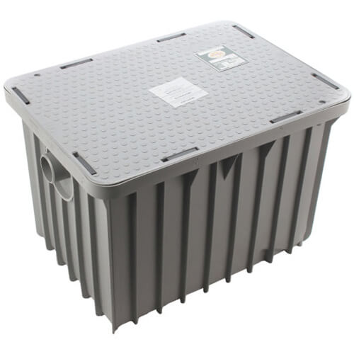 "40lb., 20 gpm Grease Trap (2"" Connection) Product Image"