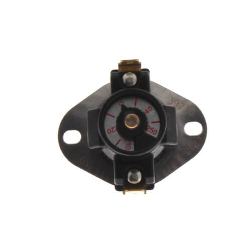 Electric Heat High Limit Thermostat (Open 110F, Close 90F, Differential 20F) Product Image