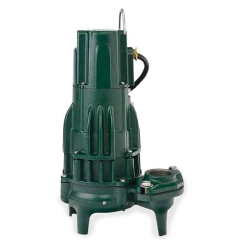 Model E294 High Head Manual Sewage Dewatering Pump - 230 V, 1.5 HP (Single Seal) Product Image