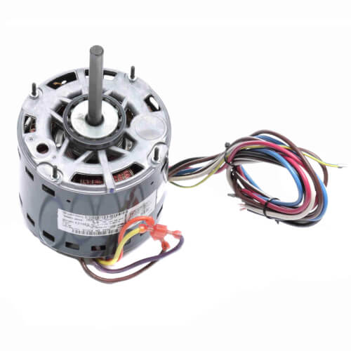 """5-1/2"""" 3-Speed Direct Drive Furnace & Central A/C Motor 1/2 HP, 1625 RPM (115 V) Product Image"""
