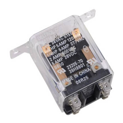 DPDT 24V Relay Product Image