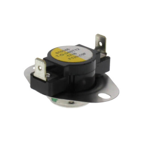 """3/4"""" Snap Disc Fan Control, Cut-In- 120 Degrees F, Cut-Out - 110 Degrees F Product Image"""