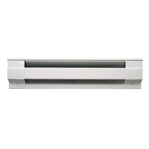"36"" F Series Electric Baseboard Heater, 750 Watt, 240V (White) Product Image"