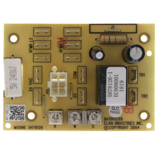 Time Delay Relay Board Product Image