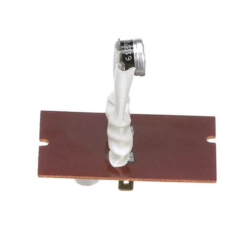 "1/2"" Bimetal Disc Board Mount Limit Control, Opens At 200 Degrees F, Closes At 180 Degrees F Product Image"