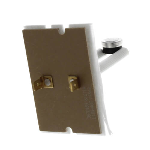 "1/2"" Bimetal Disc Board Mount Limit Control, Opens At 180 Degrees F, Closes At 160 Degrees F Product Image"