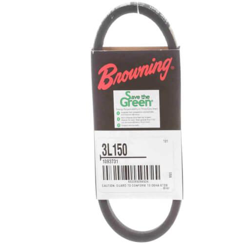 "3/8"" x 15"" FHP Browning V-Belt Product Image"