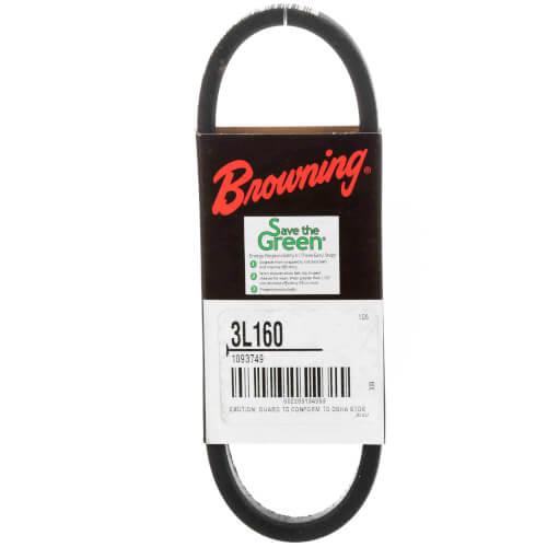 "3/8"" x 16"" FHP Browning V-Belt Product Image"