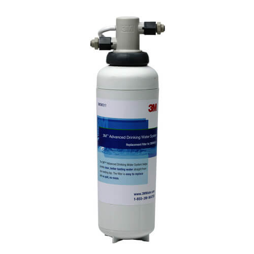 3MDW301 Under Sink Dedicated Faucet Water Filter System Product Image
