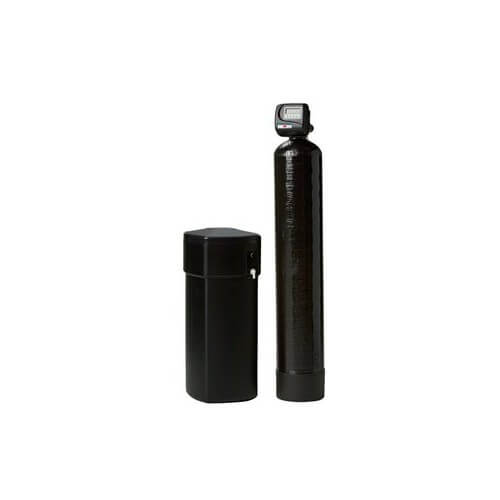 """3MWTS100 Water Softener System, 1 Cubic Foot, 1"""" Valve Product Image"""