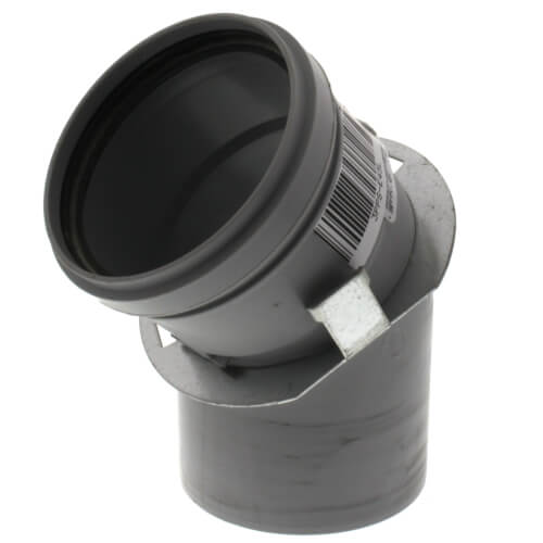 """3"""" PolyPro 45° Elbow w/ LB2 Product Image"""