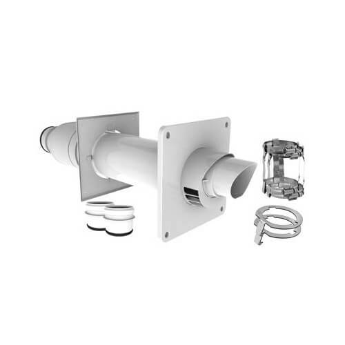 "3"" x 5"" PolyPro Horizontal Termination Kit w/ Locking Clamps Product Image"
