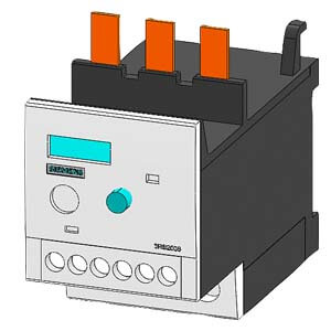 Solid State Overload Relay, Manual Auto Reset, 12.5-50 Amp Product Image