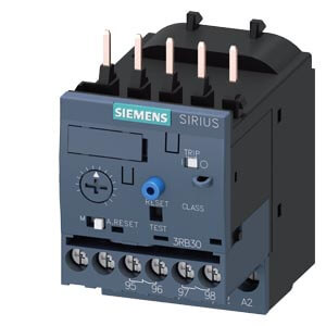 Solid State Overload Relay, Manual Auto Reset, 1-4 Amp Product Image