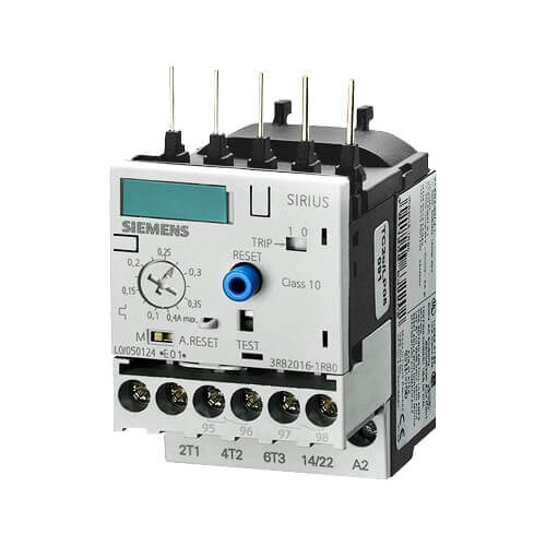 Overload Manual Reset, 3-12 Amp Product Image