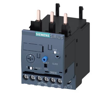 Solid State Overload Relay, Manual Auto Reset, 6-25 Amp Product Image