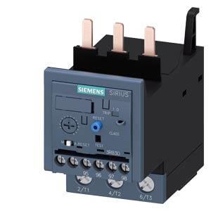 Solid State Overload Relay, Manual Auto Reset, Class 10E, 12.5-50 Amp Product Image