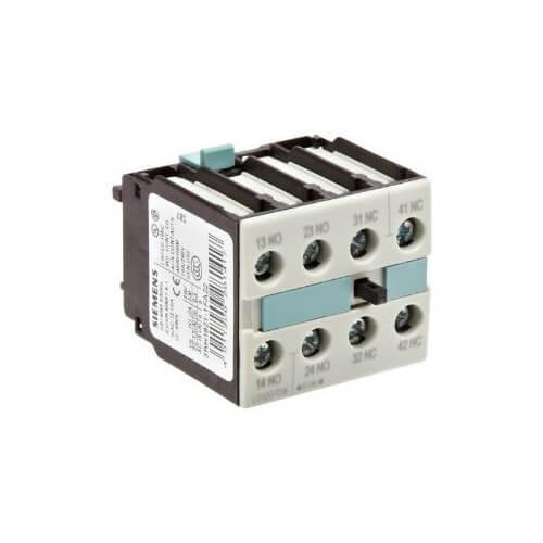 4 Pole 2NO-2NC Aux Contact Block Product Image