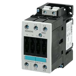 3 Pole, 40 Amp, 200/220V Power Contactor Product Image