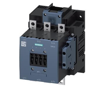 3 Pole, 185 Amp, 2NO/2NC, 120V Power Contactor Product Image