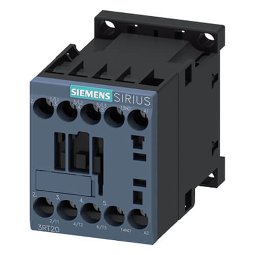 3 Pole, 7 Amp, 24V Power Contactor Product Image