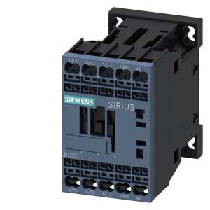 3 Pole, 7 Amp, 220/240V Power Contactor Product Image