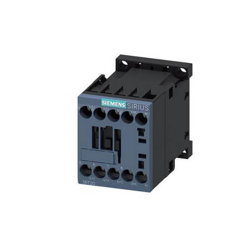 Sirius 3RT 3 Pole Contactor, 120V Product Image