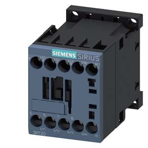 3 Pole, 12 Amp, 110/120V Power Contactor Product Image