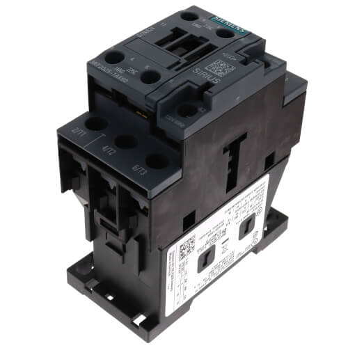 3 Pole, 120V, 1 NO/1 NC Contactor Product Image